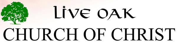 Live Oak Church of Christ